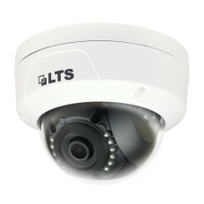 Four Surveillance Wireless IP Camera Installation